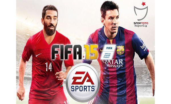 """Türkiye Ligi İle Heyecanı Katlanan """"FIFA 15"""" Playstore'da Ön Siparişte"""