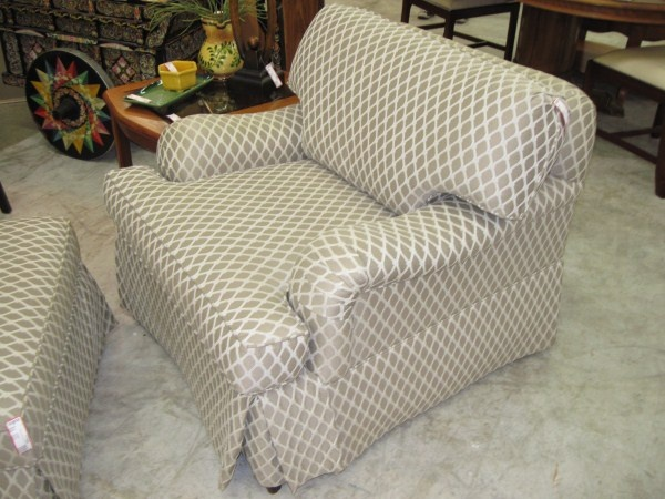 Matching Ottoman Available!