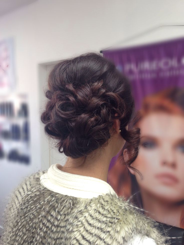 Formal hair / upstyle by AmberDavis #subehair