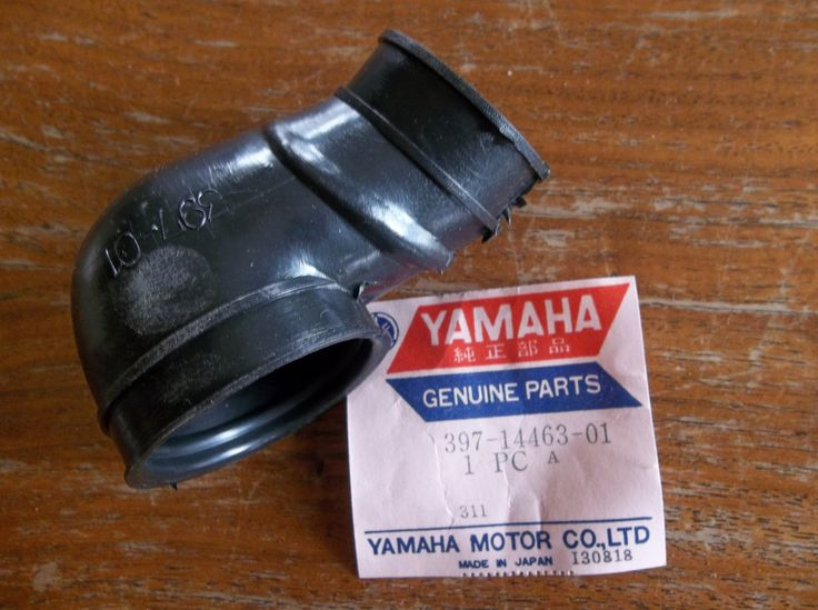 NOS Yamaha Air Cleaner Joint 397-14463-01 - Antique, Vintage, Historic