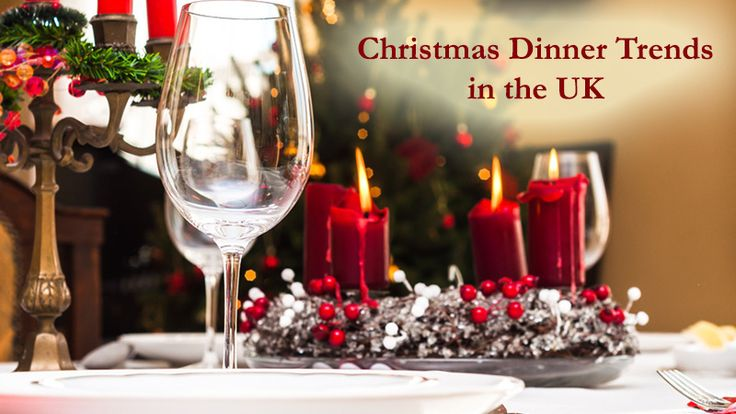 Christmas Dinner Trends in the UK - #Christmas, #ChristmasDinner, #UkTravel http://www.dotcomwomen.com/food/christmas-dinner-trends-uk/24177/