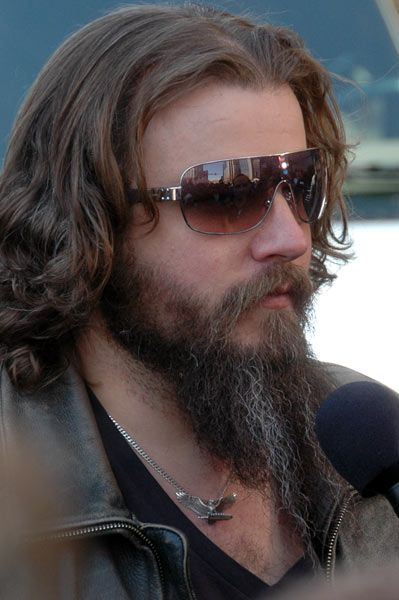 Jamey Johnson.  A great Country music artist and songwriter