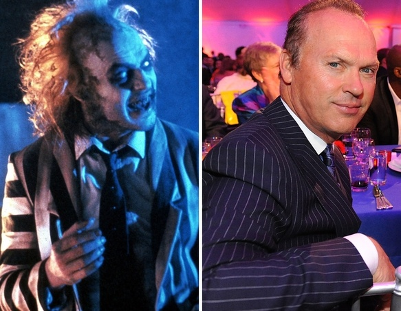"""Beetlejuice"" Cast -- Then & Now 
