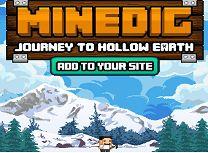 Minecraft Si Calatoria Spre Mijlocul Pamantului