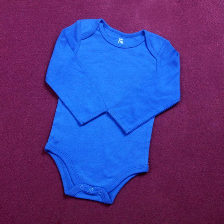 3 бесплатная доставка 2015 новые конфеты цвета с длинными рукавами ребенка треугольник Romper восхождение одежды твердые с длинными рукавами пакет пердеть одежда - Taobao