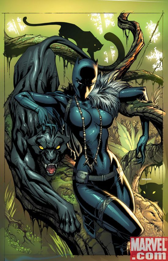Black Panther Comics | Who Is The Black Panther? - ComicList | J ...