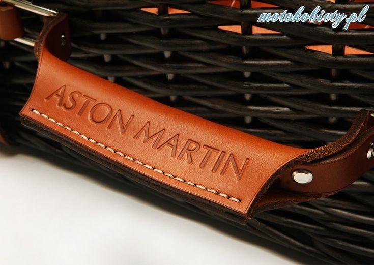 Kosz piknikowy Aston Martin