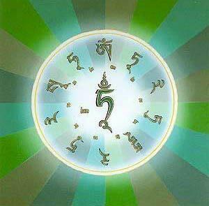 Om tare tuttare ture soha _ mantra de Tara verde energia femenina