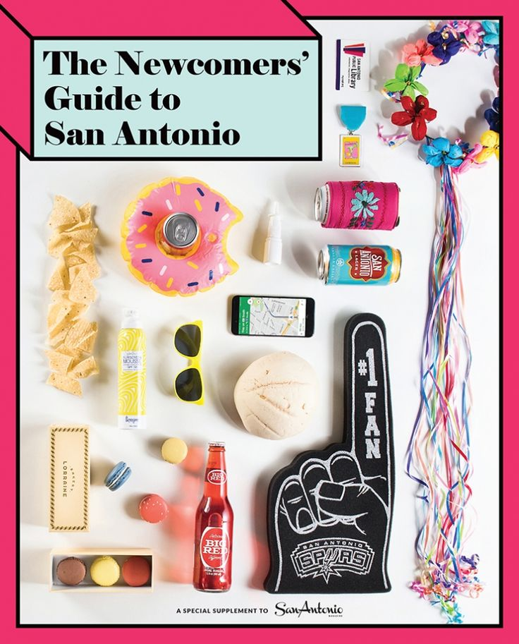 Newcomersu0027 Guide   San Antonio Magazine   July 2017   San Antonio, ...
