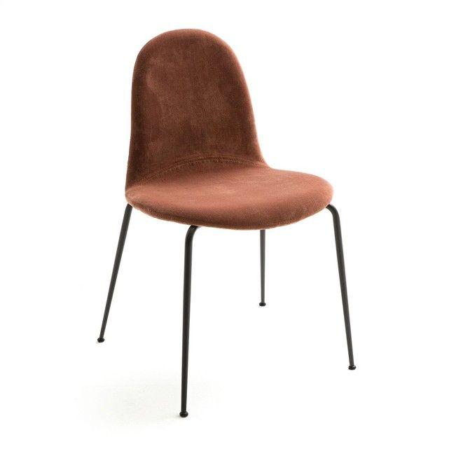 Chaise Velours Acabit Chaise Chaise Pliante Table Et Chaises