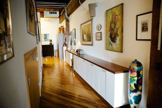 Vivian's Converted Loft in Oakland — House Call