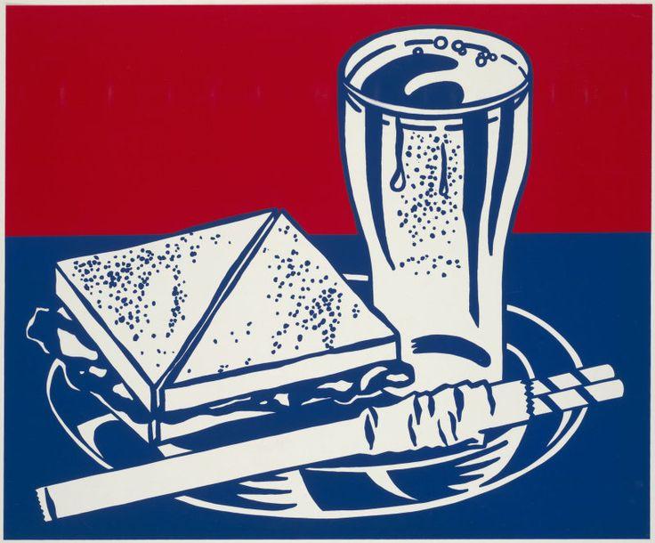 Mustard on White, 1963 - 프린트베이커리