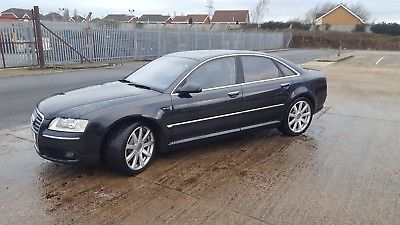 eBay: Audi A8 D3 W12 Breaking For Spares Only - Parts In Stock - 01642 783537 #carparts #carrepair