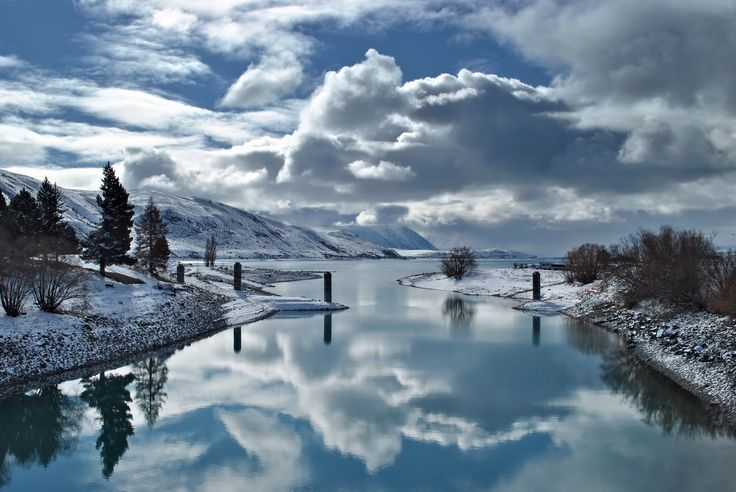 Lake Tekapo NZ. Photo by Marie Adamson.
