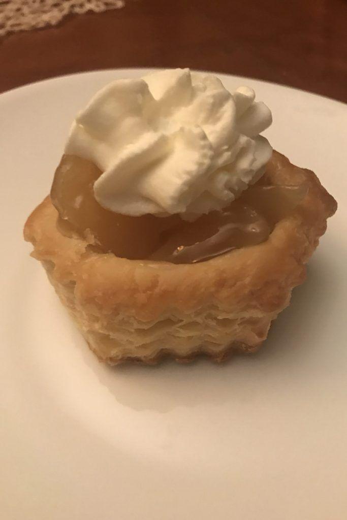 Apple Pie Puff Pastry Recipe