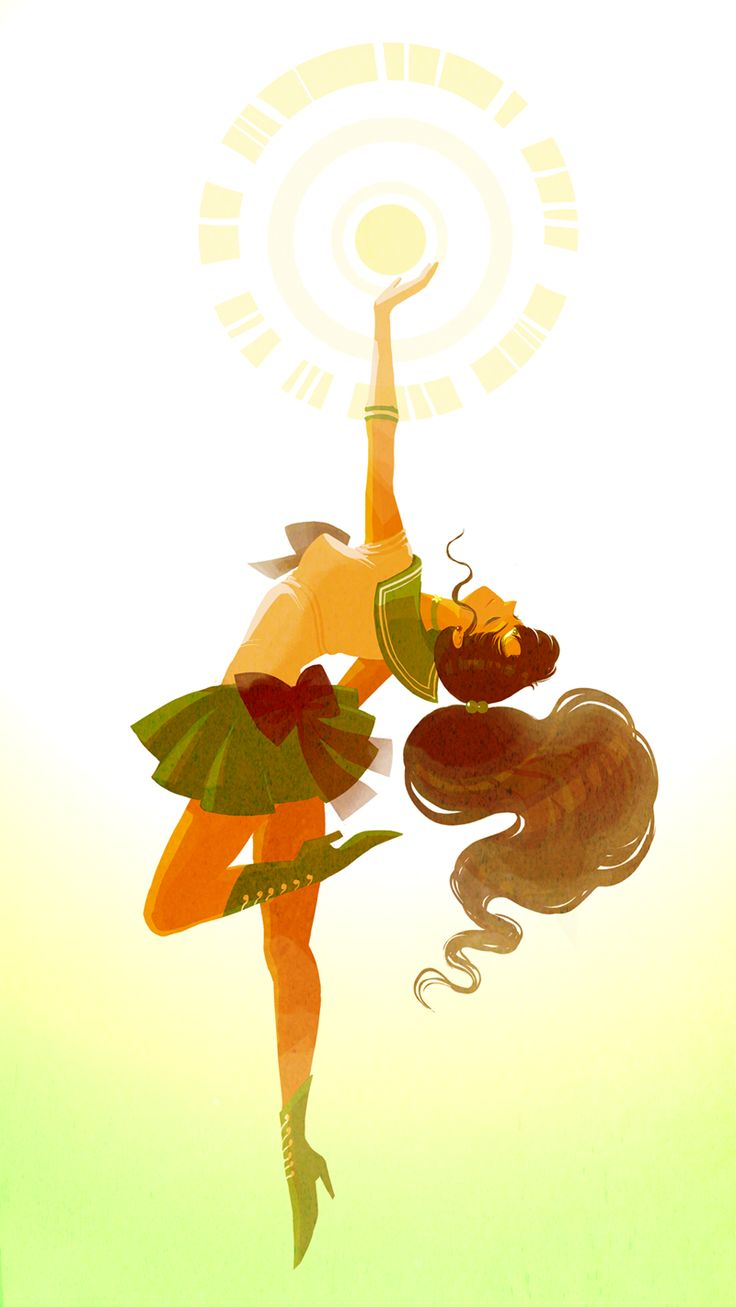 #sailormoon #sailorJupiter :sailor jupiter by Jisoo Kim