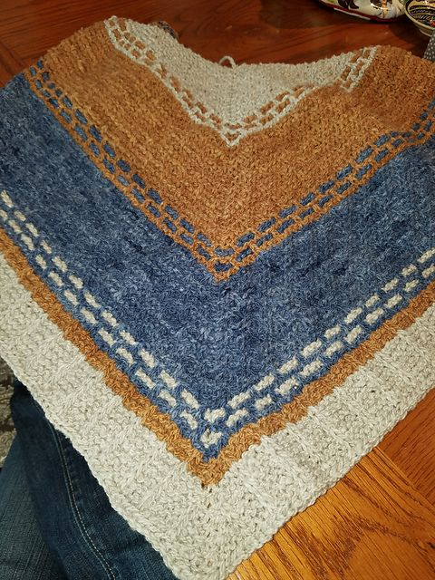 Ravelry: mlritchie's Atalaya 2 - Sample 1 in Mountain Meadow Wool Laramie