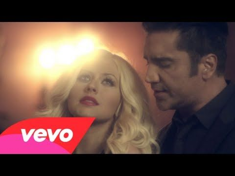 CHRISTINA LOOKING GOOD IN THIS VIDEO.  I LOVE THIS SONG AND THE SPANISH SOAP, Hoy Tengo Ganas De Ti ft. Christina Aguilera
