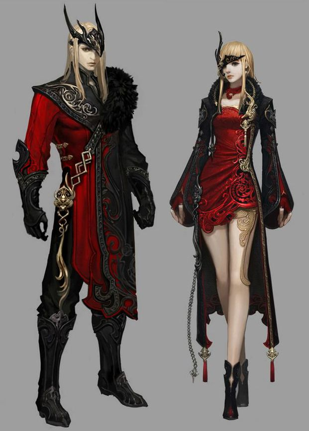 Aion 4.0: Hyperion Set - The Art of Aion Online