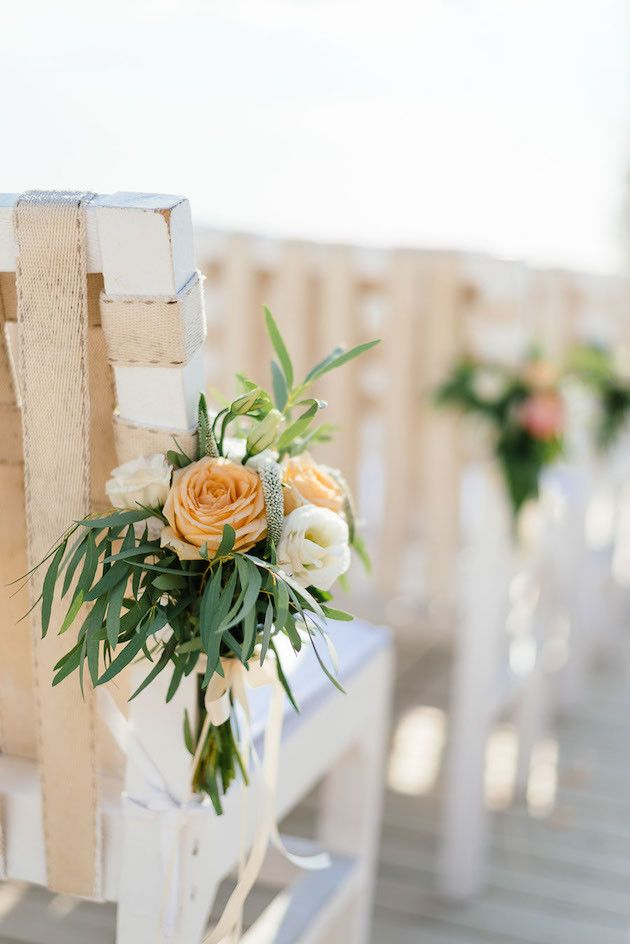 Beach Wedding in Greece | Elias Kordelakos Photography | Bridal Musings Wedding Blog 12