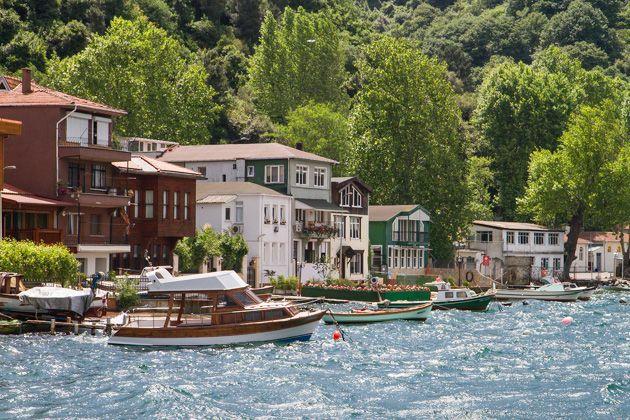 A Bosphorus Cruise to Anadolu Kavağı