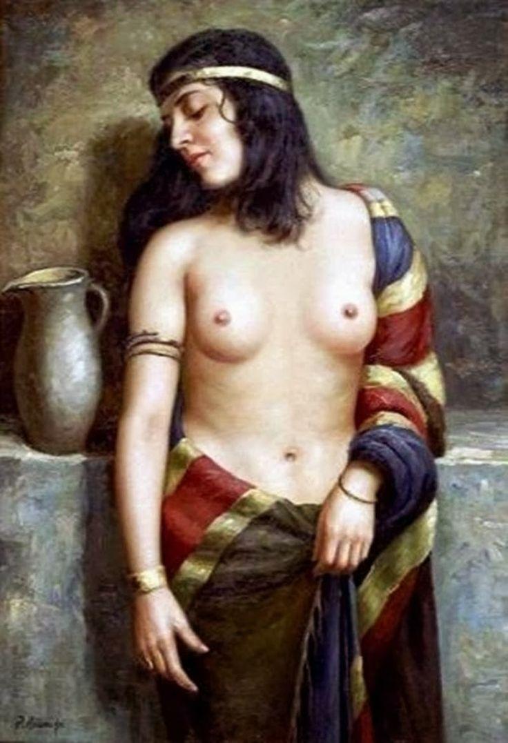 Bodegones con desnudo en pintura