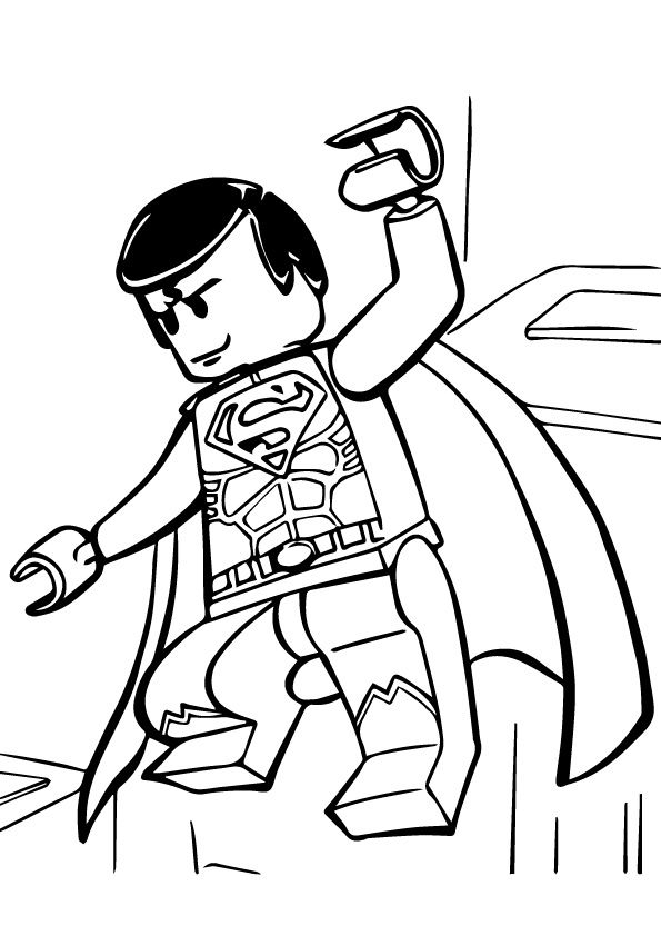 162 best coloring pages lego images on pinterest