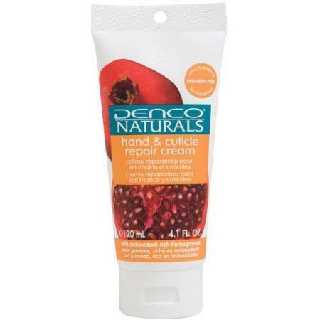 Denco Naturals 6200 Hand & Cuticle Repair Cream, 4.1 fl oz