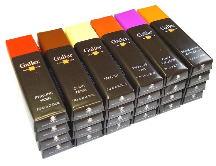 Du bon chocolat de Liège !