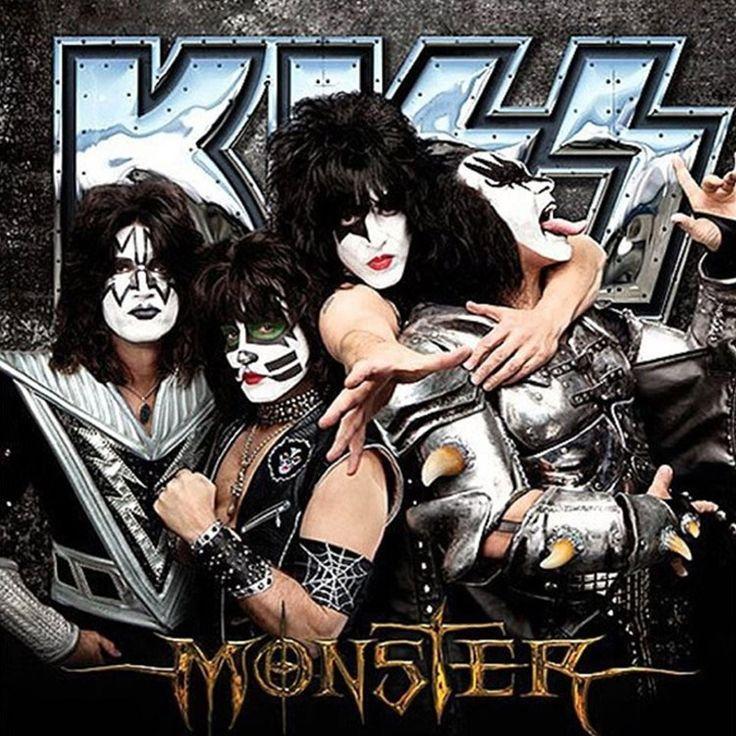 Kiss - Monster on 180g LP