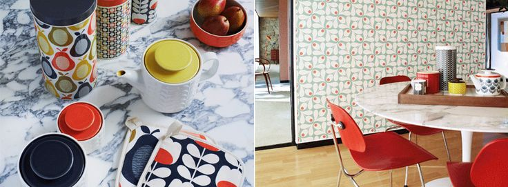 The Orla Kiely Story: How to bring pattern to your home