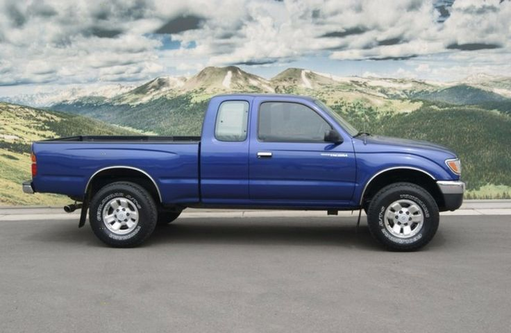 1997 Toyota Tacoma Review - http://whatmycarworth.com/1997-toyota-tacoma-review/