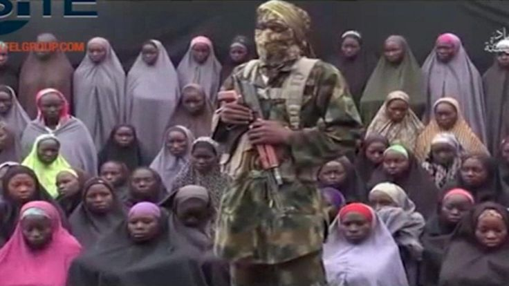 Boko Haram releases dozens of kidnapped Chibok girls