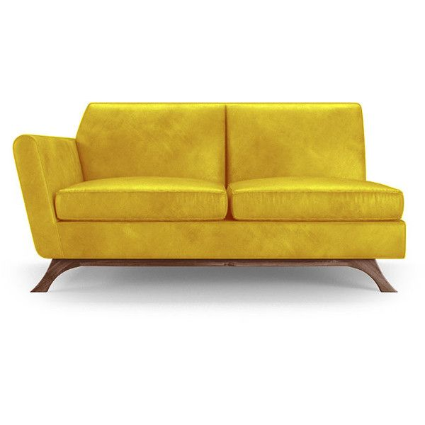 Yellow Leather Sectional Sofas: Best 25+ Yellow Leather Sofas Ideas Only On Pinterest
