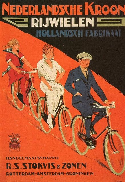 #Netherlands #bicycles