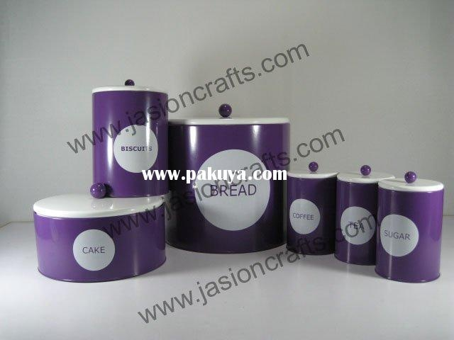 purple bread box canister purple passion pinterest decorative canister set foter