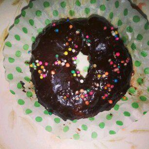eggless donut