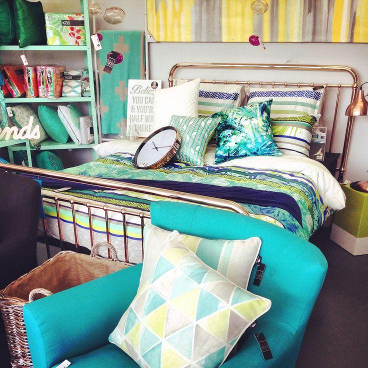 Diaz Quilt Set @dcb_designs #dcbdesigns #kasaustralia @kasaustralia