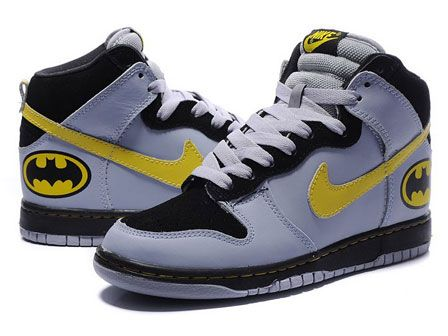batman high tops | batman and robin nike hi tops men shoes for sale