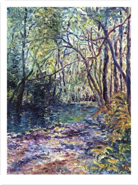 'Wicklow Woods VI' www.niamhslack.com
