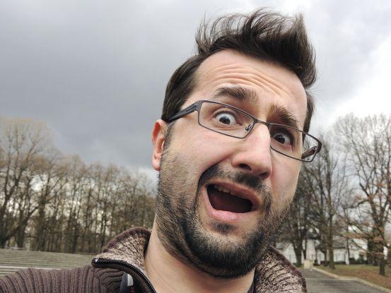 Marcin Perfuński, autor bloga Supertata.tv i Pankulturalny.blox.pl
