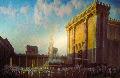 The Temple Institute has launched a global campaign for the rebuilding of the Temple. This is how to bring true peace to mankind, says the international director.