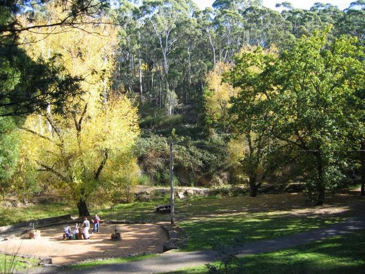 Hepburn Mineral Springs Reserve - Hepburn Springs