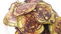 Recept courgette pannenkoeken, gezond, glutenvrij en suikervrij | Miss Craftsy