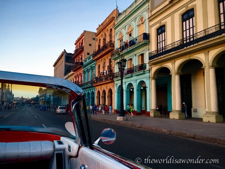 Salsa lessons, pottery classes, percussion lessons -- experiencing the Authentic Cuba
