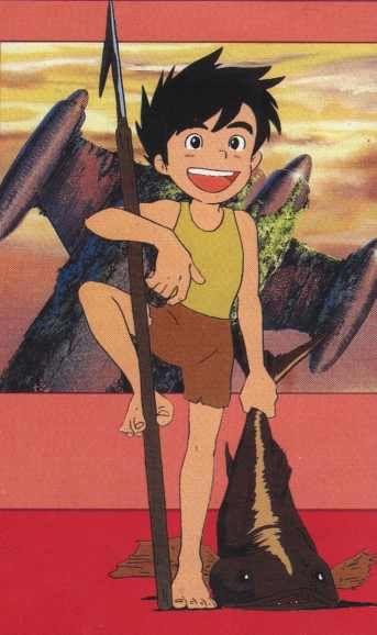Conan e Lana