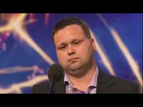 Paul Potts Audition