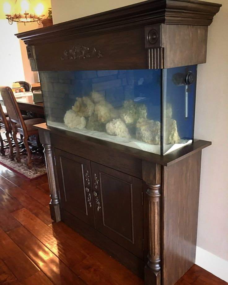 12 best aquarium custom stands direct images on pinterest for Custom fish tank stand