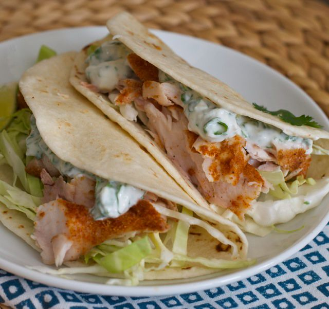 24 best images about cilantro my addiction on for Crema for fish tacos
