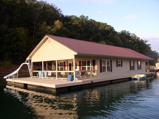 Floating Homes Prices | ... Lake Vacation Rentals - Norris Lake Floating Home Vacation Rental
